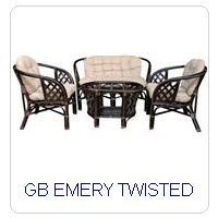 GB EMERY TWISTED